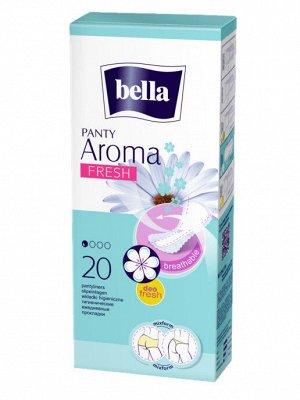 Прокладки Bella ежедневн. Panty Aroma Fresh по 20 шт.