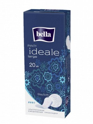 Прокладки Bella ежедневн. Panty ideale large по 20 шт.