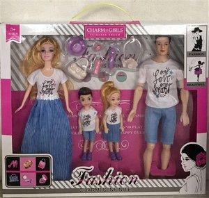 Куклы в наборе OBL818742 0338-7 (1/60)
