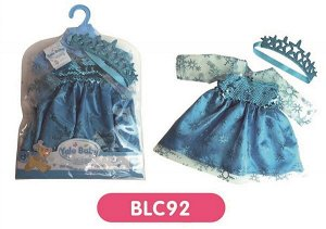 Одежда для куклы OBL809130 BLC92 (1/48)