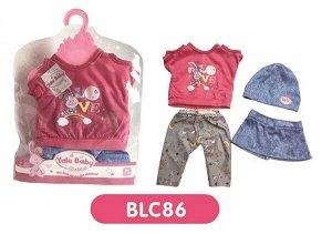 Одежда для куклы OBL809124 BLC86 (1/48)