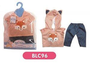 Одежда для куклы OBL809134 BLC96 (1/48)