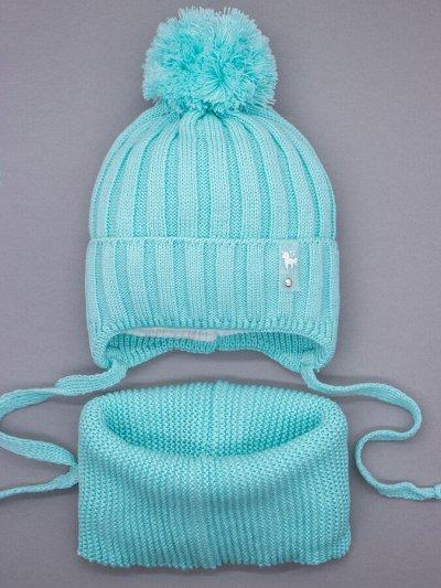 Новое поступление зимних шапок от Русбубона — Шапки для девочек