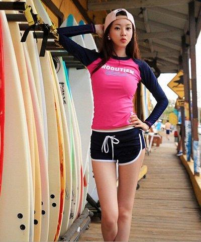 👙 Купальники 2021. Для серфинга, сапов, пляжа и бассейна — Женские купальные костюмы для серфинга