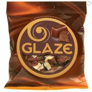 Конфета «Глэйс» с шоколадным вкусом. (упаковка 0,5 кг)