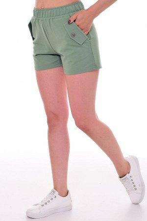*Шорты женские Ф-8-03г (оливковый)