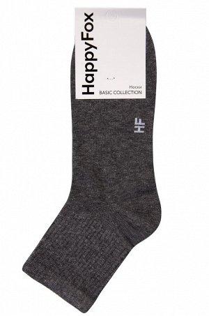 Однотонные мужские носки