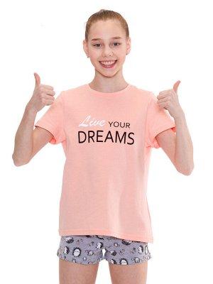 Комплект детский (футболка/брюки)