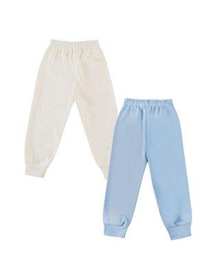 Набор из 2х  ясельных штанишек для мальчика