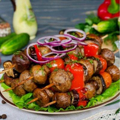 Приправы ТМ Волшебное дерево- новый вкус ваших блюд — Для шашлыка! Всё для засолки рыбы и овощей