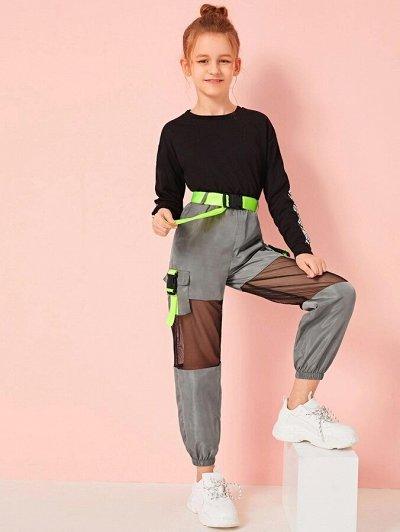 Модная, стильная подростковая одежда и обувь по супер ценам — Брюки для девочек