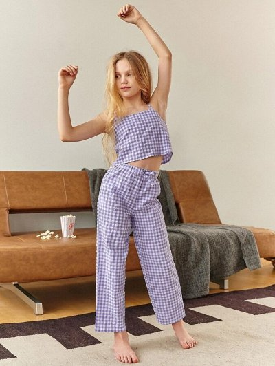 Модная, стильная подростковая одежда и обувь по супер ценам — Пижамы для девочек