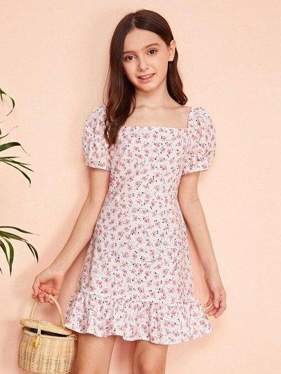 Модная, стильная подростковая одежда и обувь по супер ценам — Платья для девочек