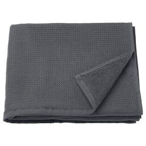 Банное полотенце, антрацит, 70x140 см