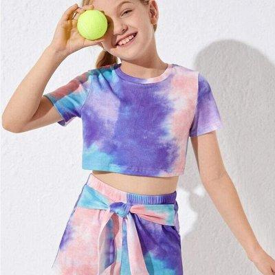 Модная, стильная подростковая одежда и обувь по супер ценам — Комплекты костюм для девочек