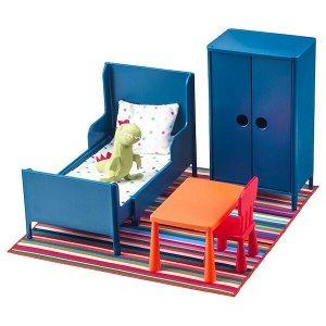 Кукольная мебель,спальня