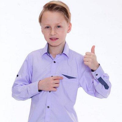ТМ Platin. Рубашки, брюки, аксессуары. Школа 2021 — Рубашки ТМ Platintm. Готовимся к школе
