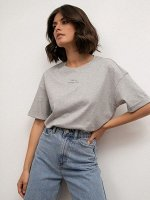 Трикотажная футболка  B2609/kind