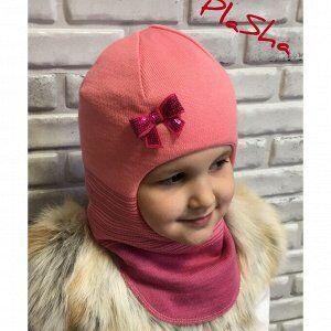 Шлем зимний для девочек