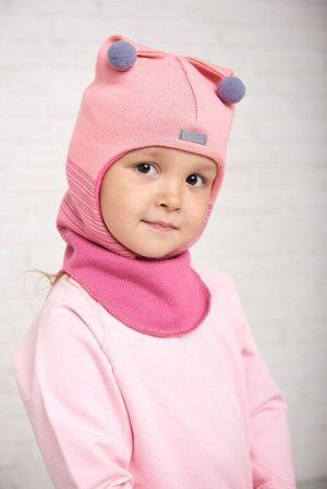 Шлем на флисовом подкладе для девочек и мальчиков