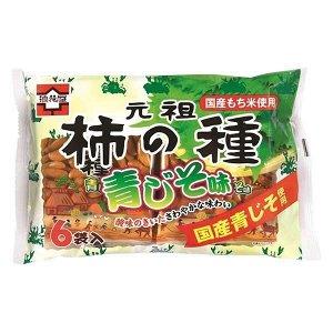 Закуска со вкусом зеленой периллы (шисо) 126гр