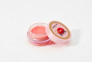 Vivienne Sabo Маска- бальзам для губ, ночная (в баночке), тон 01 ягодное парфе