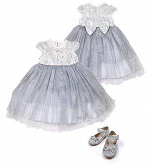 60453 Платье+балетки