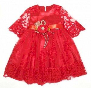 51443 Платье (роза)
