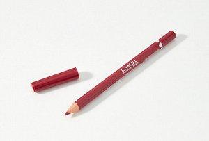 Lamel Карандаш для губ OhMy Lip Pencil, тон 416 винный