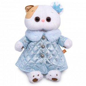 Мягкая игрушка «Ли-Ли в стеганом пальто», 24 см