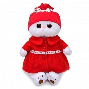Мягкая игрушка «Ли-Ли в красном пальто», 24 см