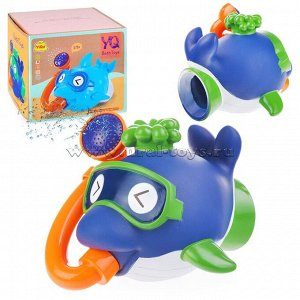 """Игрушка для ванны """"Дельфин"""" в коробке"""