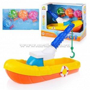 """Игрушка для ванны """"Рыбалка"""" в коробке"""