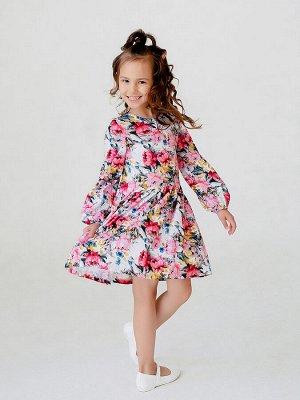 Платье Моана розы