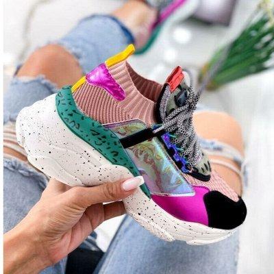 Стильная обувочка! Футболки 125рублейБыстрая раздача — Обувочка