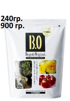 Biogold Original (БИОЗОЛОТО) прессованые гранулы 240 гр.