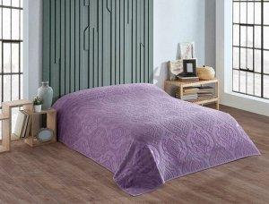 Покрывало модель CORNELY (160*220) фиолетовый
