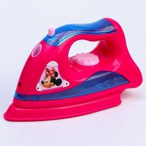 Игровой набор «Утюг Минни» со звуковыми и световыми эффектами, Минни Маус