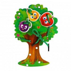 Шнуровка фигурная «Фруктовое дерево»