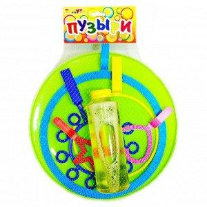Мыльные пузыри «Набор для проведения детского шоу», МИКС
