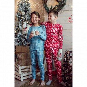 Пижама детская ЕЛКИ
