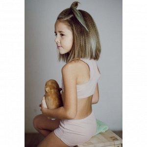 Детские трусы для девочки БЕЖЕВЫЙ