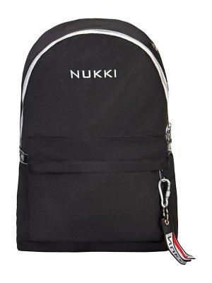 Рюкзак NUK21-MZ03-01 черный; белый