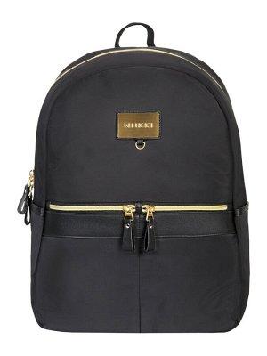 Рюкзак NUK21-NZ04-2 черный; золотистый