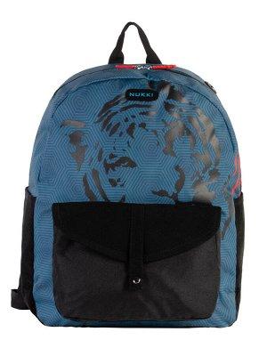 Рюкзак NUK21-MB10-01 синий; черный