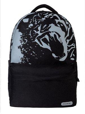 Рюкзак NUK21-MB20-02 черный; серый