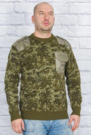 Свитер армейский, КМФ