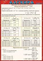 Алгебра часть 4
