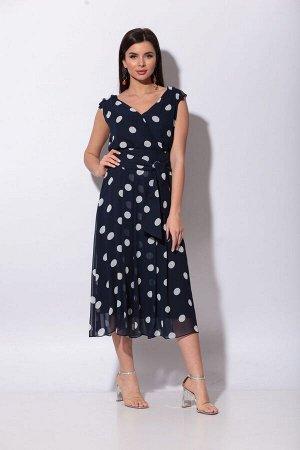 Платье Bonna Image 435 синий