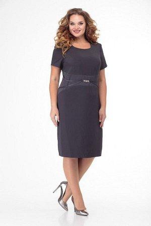 Платье Anelli 221 графит